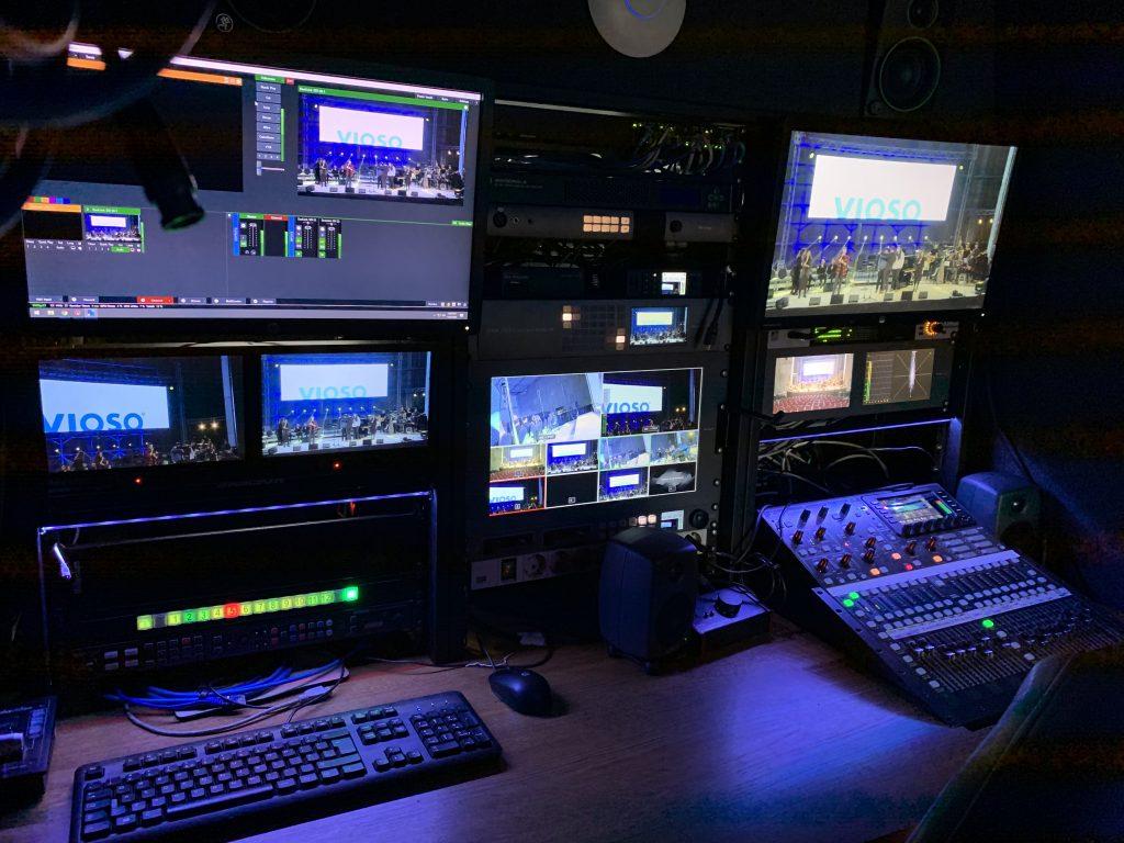 servicii broadcast